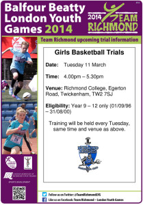 Girls Basketball trials poster (1) (1)